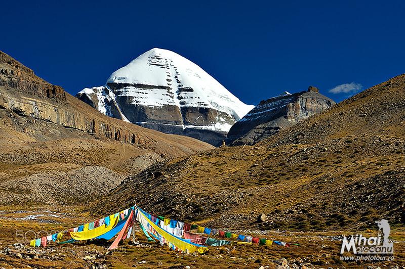 Photograph Holy Mountain Kailash by Mihai Moiceanu on 500px