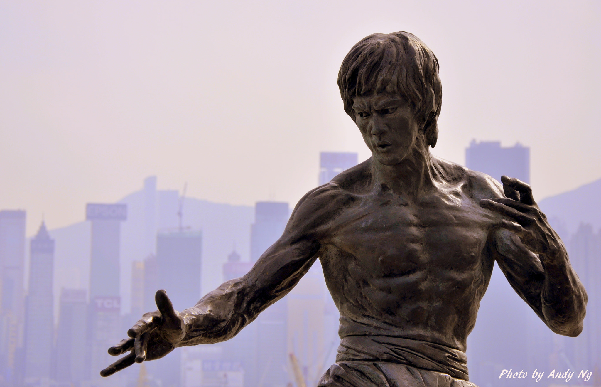 Photograph Bruce Lee by Andy Ng on 500px