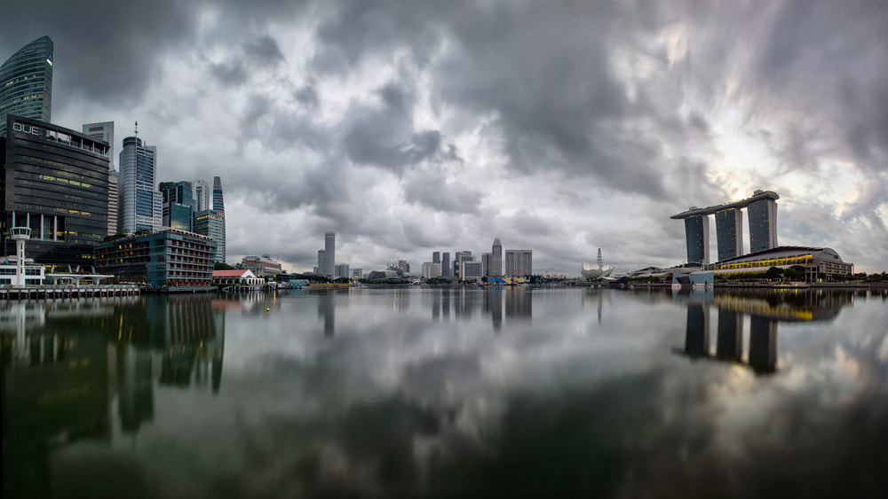 Photograph Cloudcity by WK Cheoh on 500px