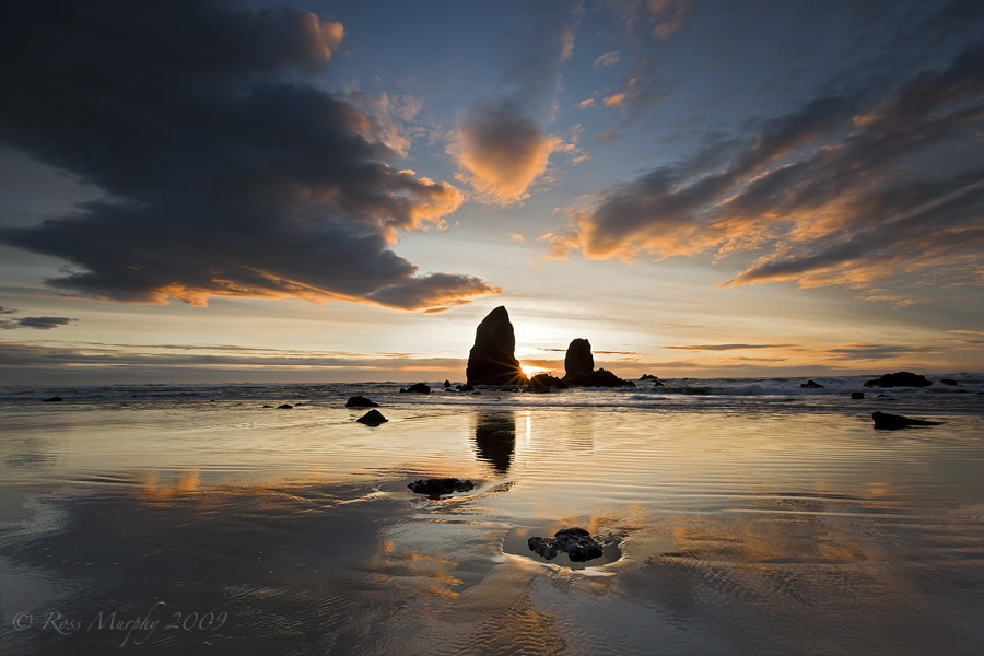 Photograph Cannon Beach by Ross Murphy on 500px