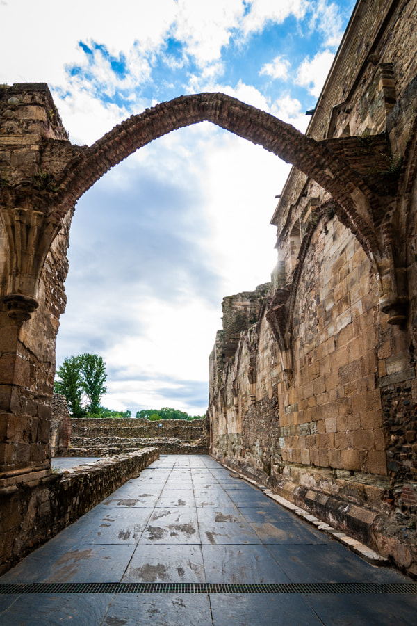 Photograph Monasterio de Carracedo by Jose Agudo on 500px