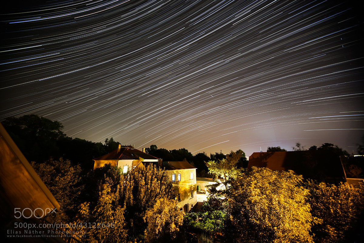 Photograph Home Star II by Elias Näther on 500px