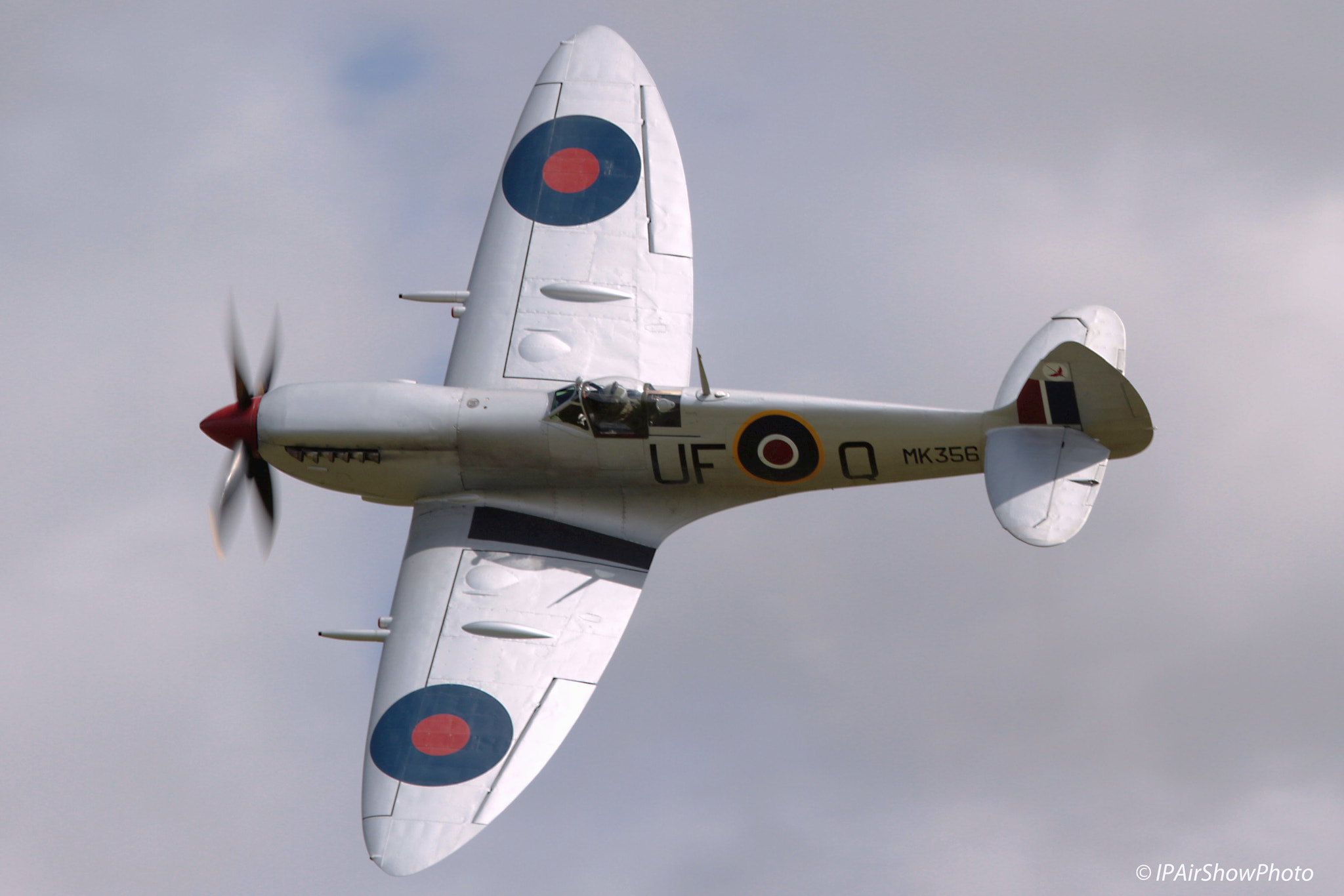 Photograph Spitfire MKIX BBMF by Ian Porter on 500px