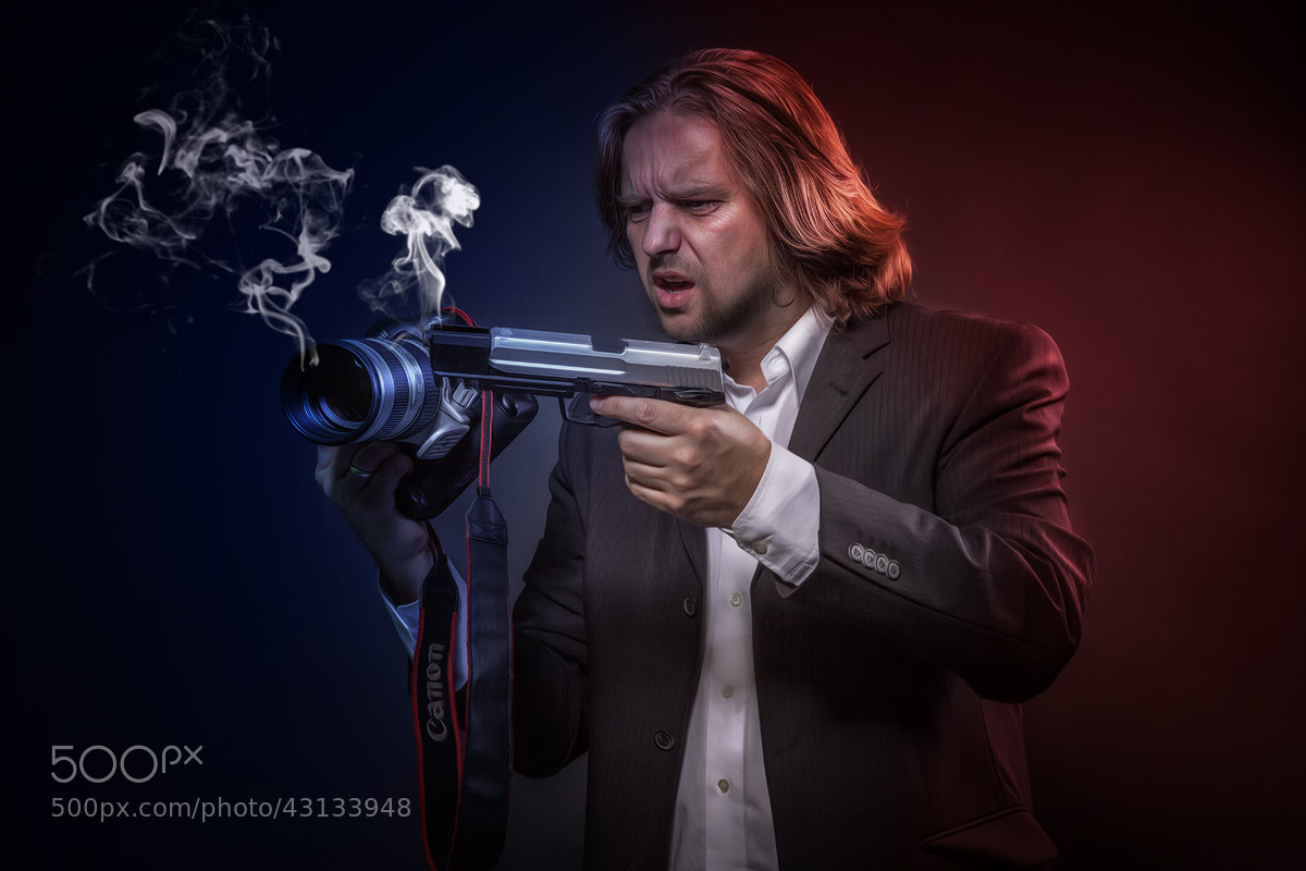 Photograph Weapons ? :) by Andreas Krupa on 500px