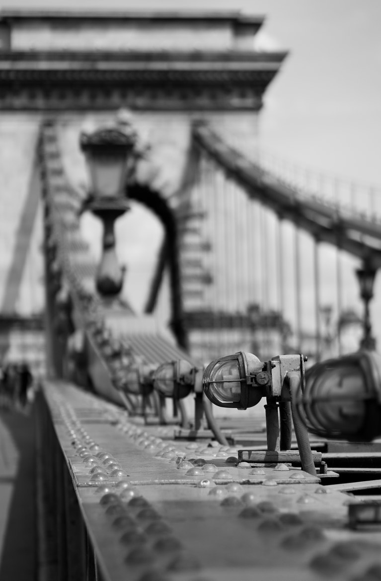 Photograph The Chain Bridge. by Neil Hargreaves on 500px