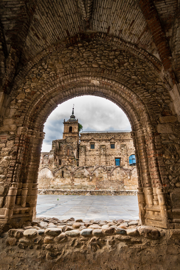 Photograph Monastery Ruins by Jose Agudo on 500px