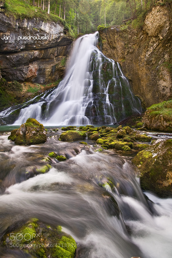 Photograph Waters of Ain by Jan Pusdrowski on 500px