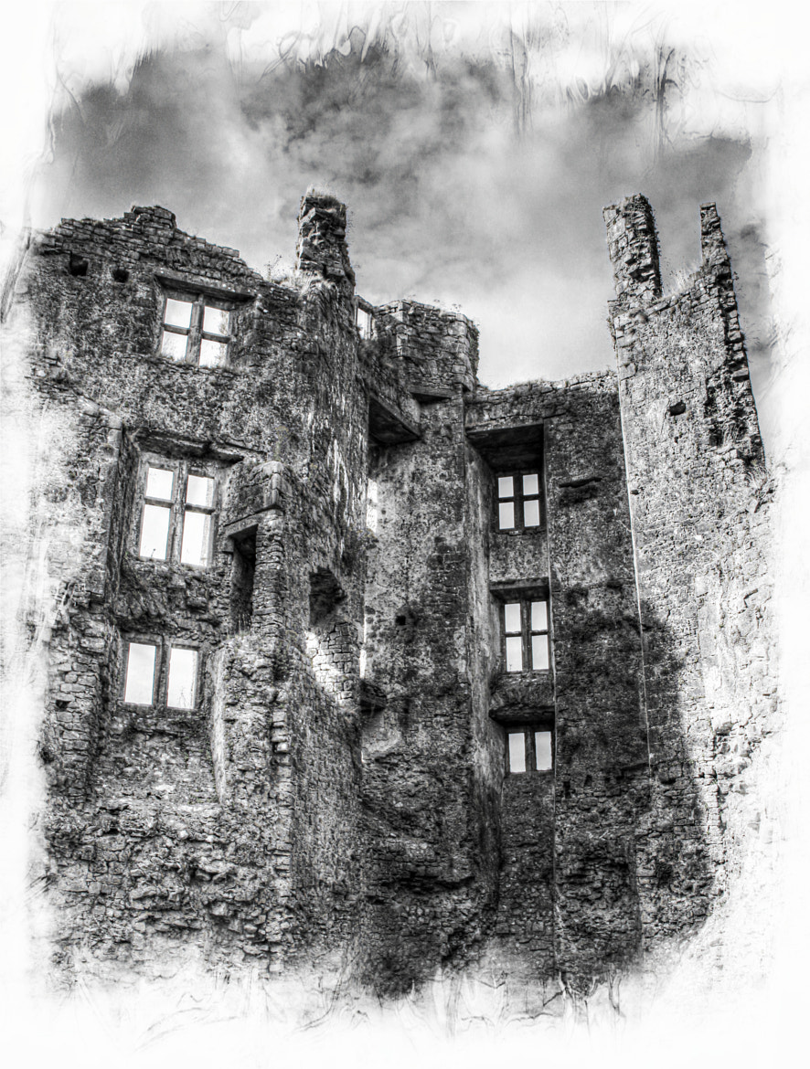 Photograph Ruins by Anne Costello on 500px
