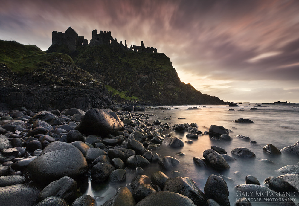Photograph Dunluce Castle by Gary McParland on 500px