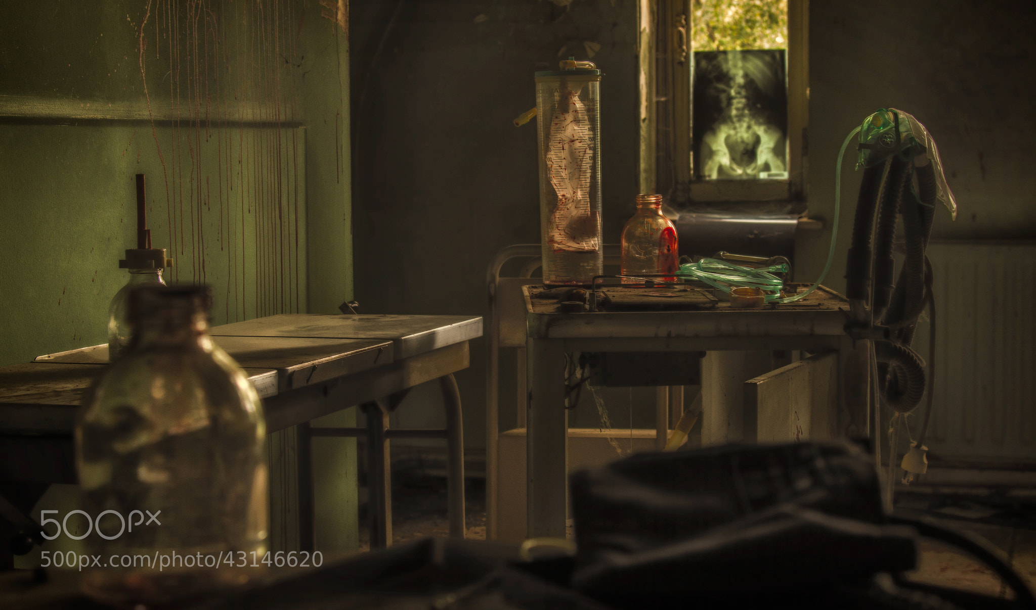 Photograph My Operation Room by Denis Van Linden on 500px