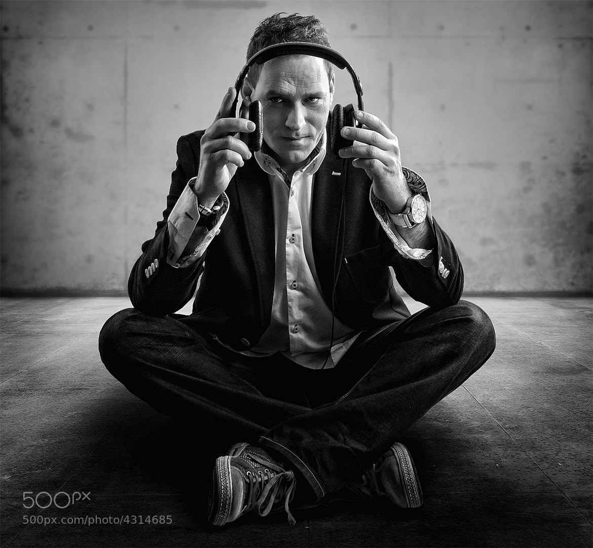 Photograph DJ Novy by Adrian Sommeling on 500px