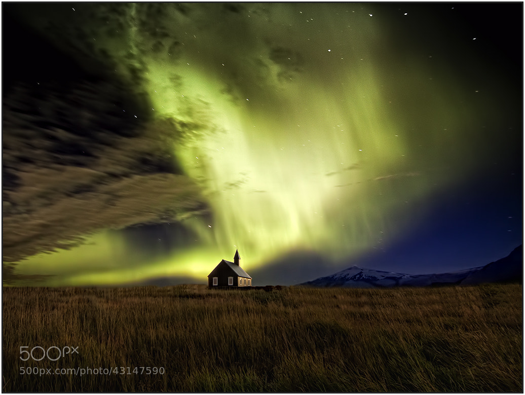 Photograph Aurora by wim denijs on 500px