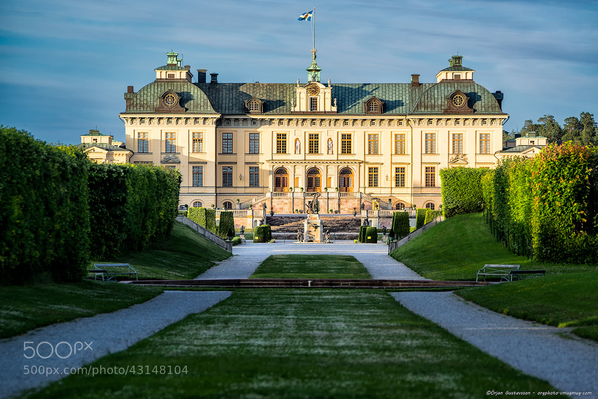 Photograph Drottningholm by Örjan Gustavsson on 500px