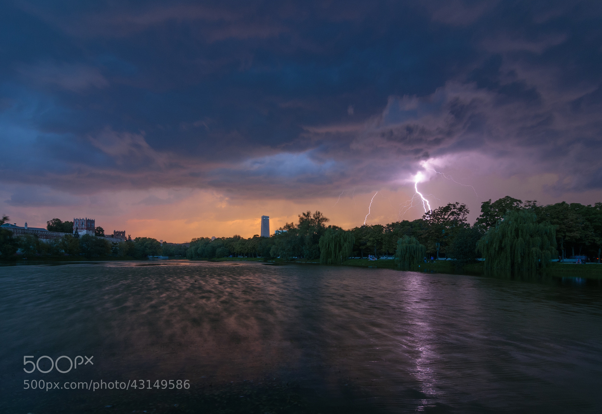 Photograph Moscow weather by Alexei Zaripov on 500px
