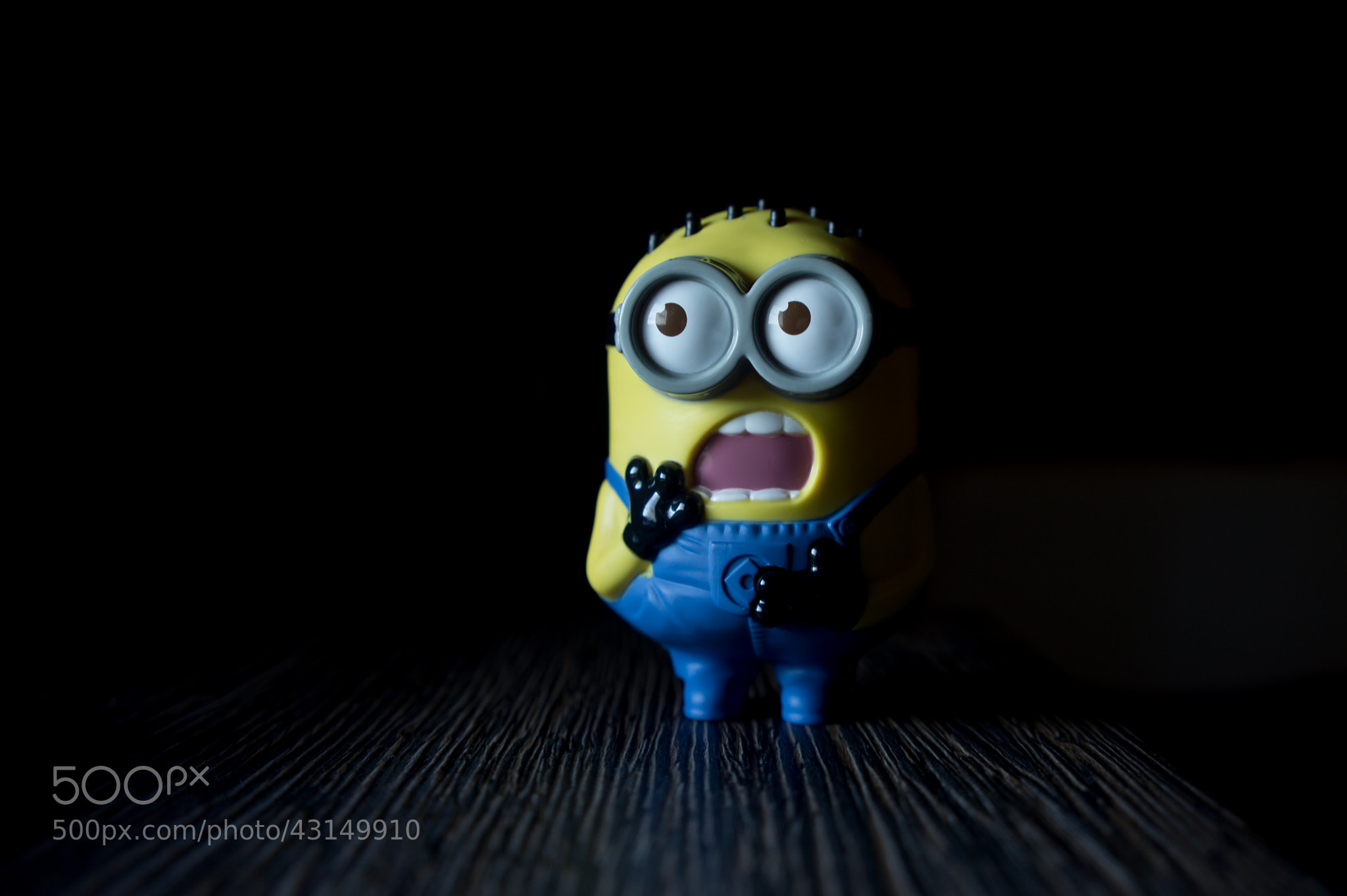 Photograph DAY 105 - Who's afraid of the dark? DAY 105 - Who's afraid of the dark? by Alex Georgescu on 500px
