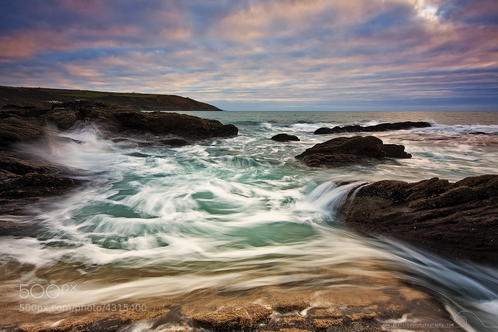 Photograph Coastal cauldron by James Parsonage on 500px