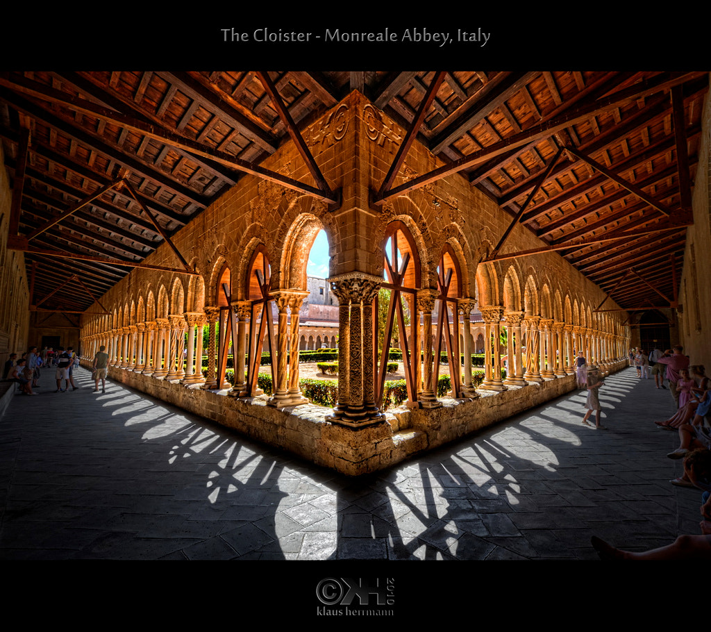 Photograph The Cloister by Klaus Herrmann on 500px