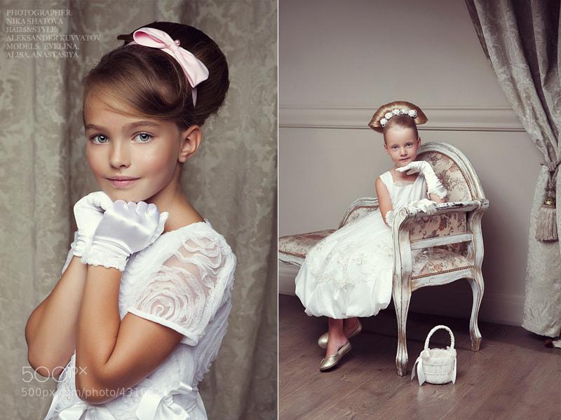 Photograph Anastasiya & Evelina by Nika Shatova on 500px