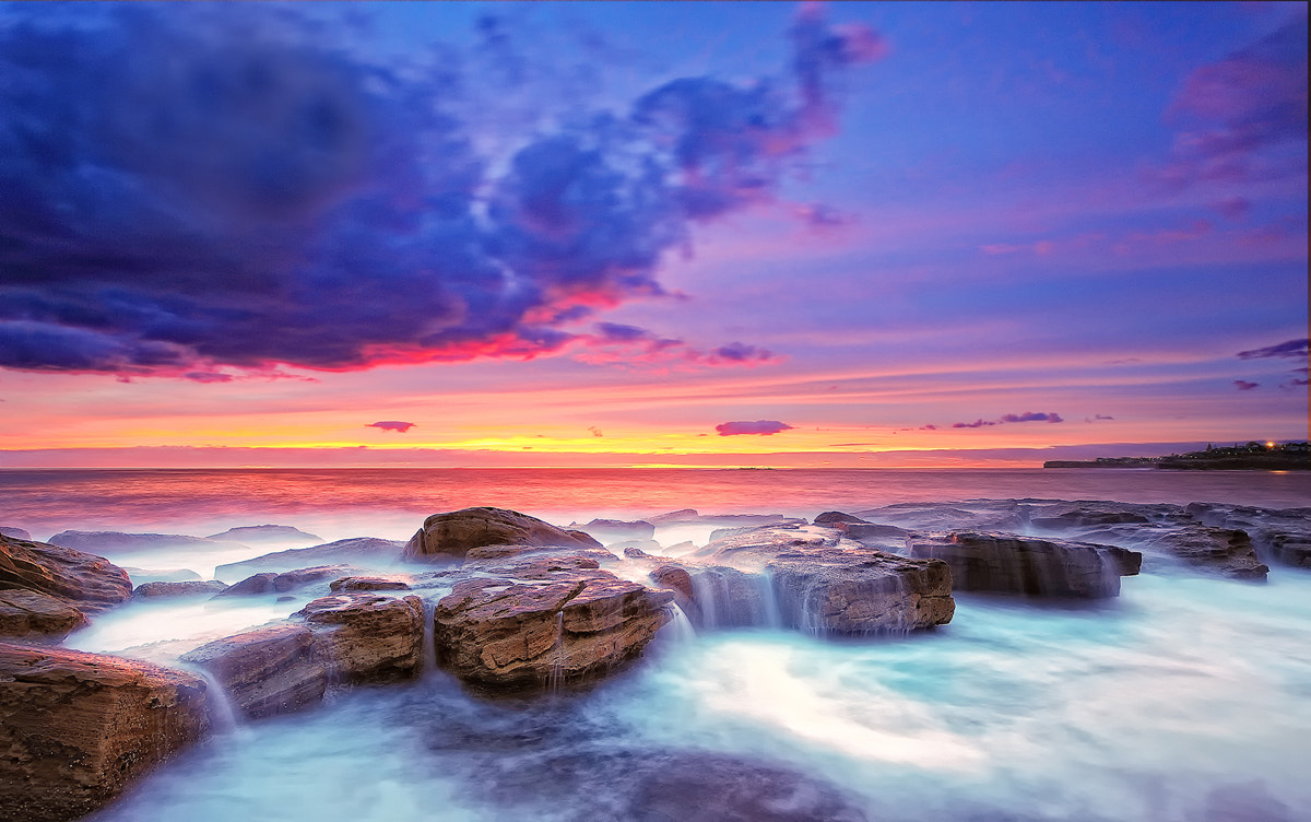 Photograph Colourful @ Coogee by Aonlawon : on 500px