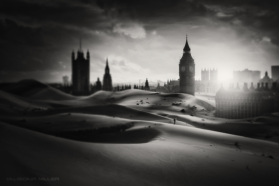 Photograph GLOBAL WARMING BW by Alisdair Miller on 500px