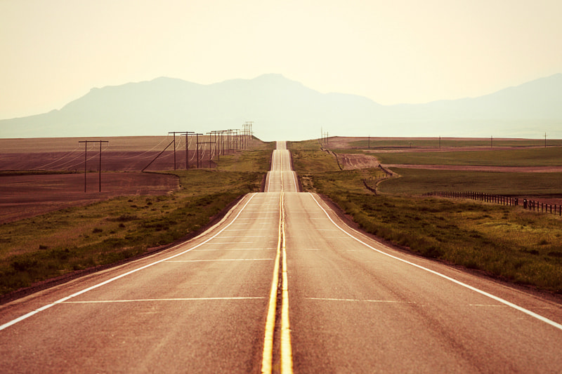 Photograph Western Road by Todd Klassy on 500px