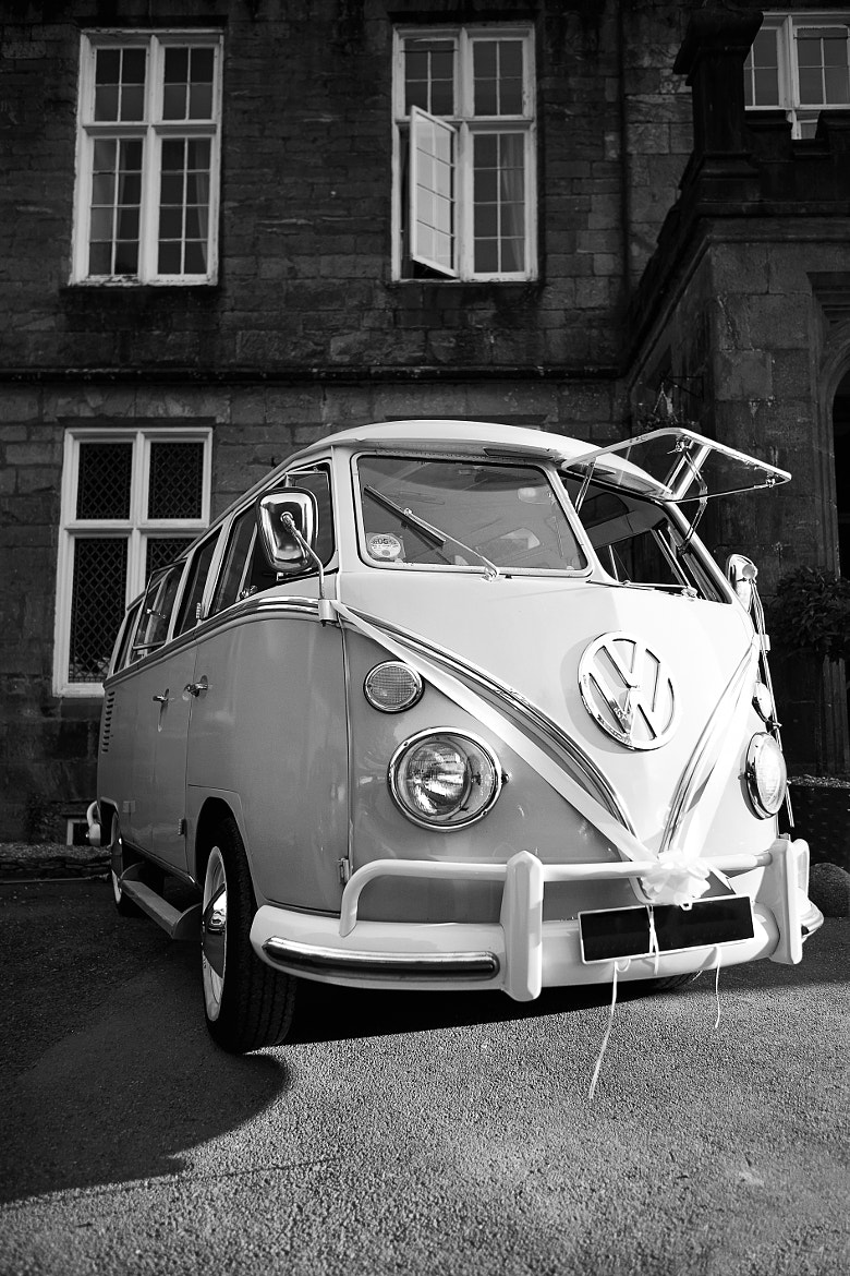 Photograph Love Camper Van by Andy Freer on 500px