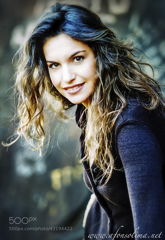 Photograph Pretty Woman by Afonso Lima on 500px
