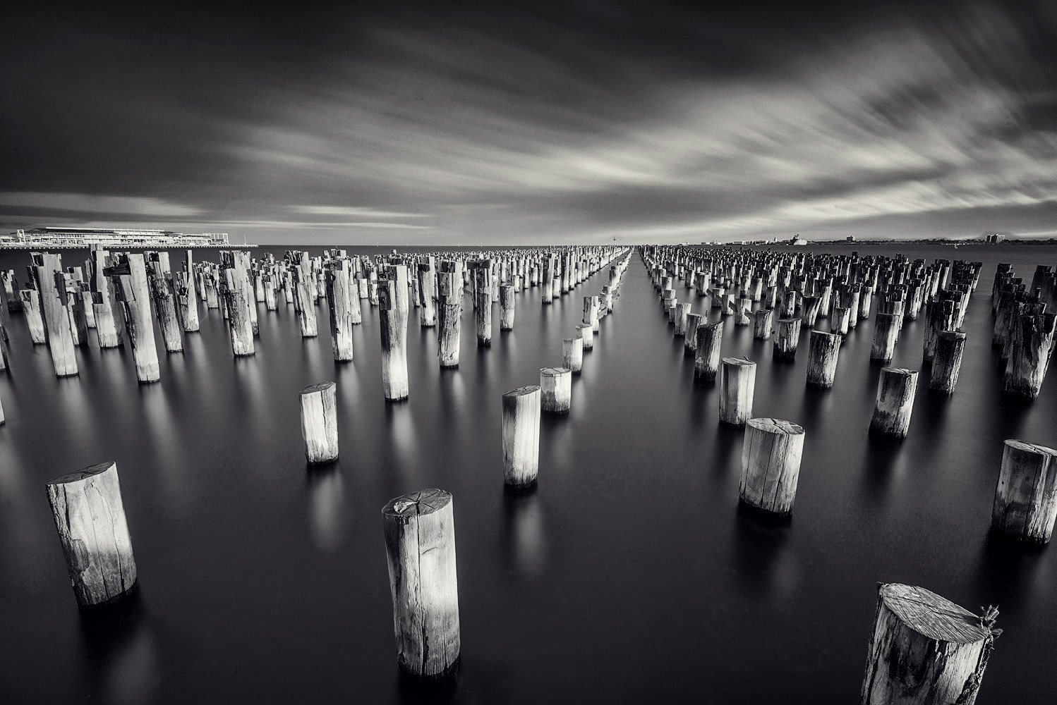 Photograph Princes Pier by Wolongshan  on 500px