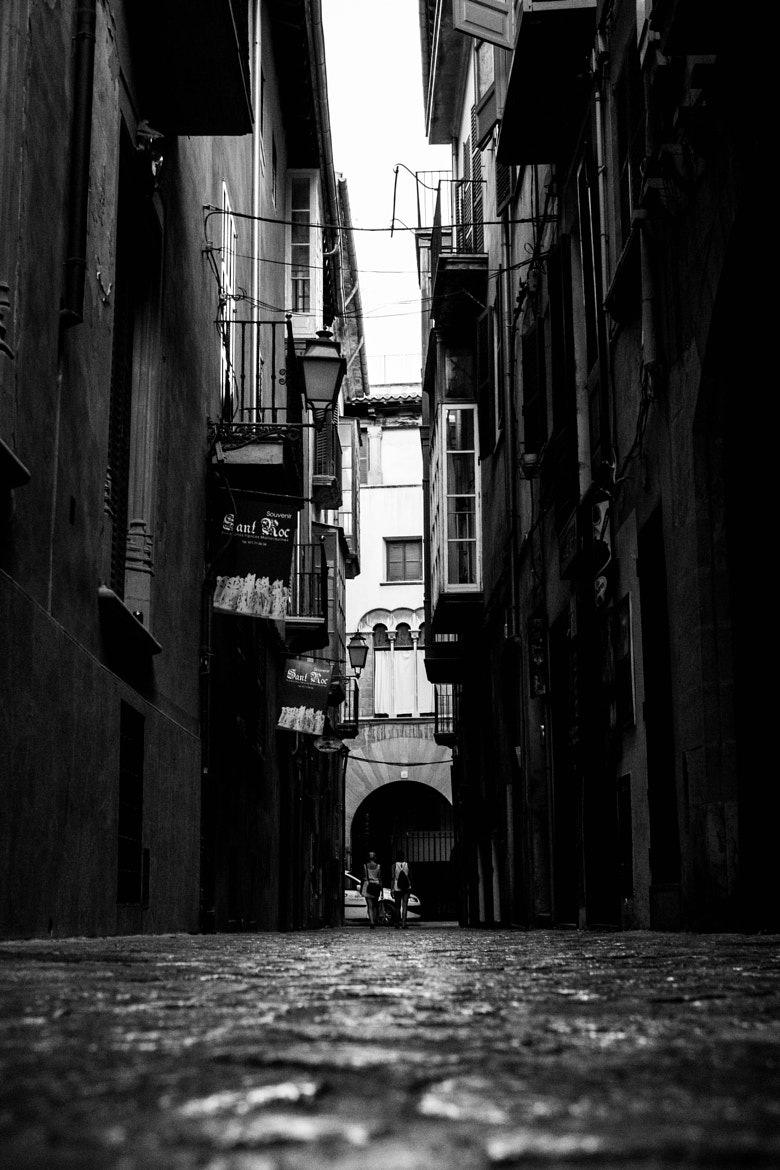 Photograph Alley by Michael Writer on 500px