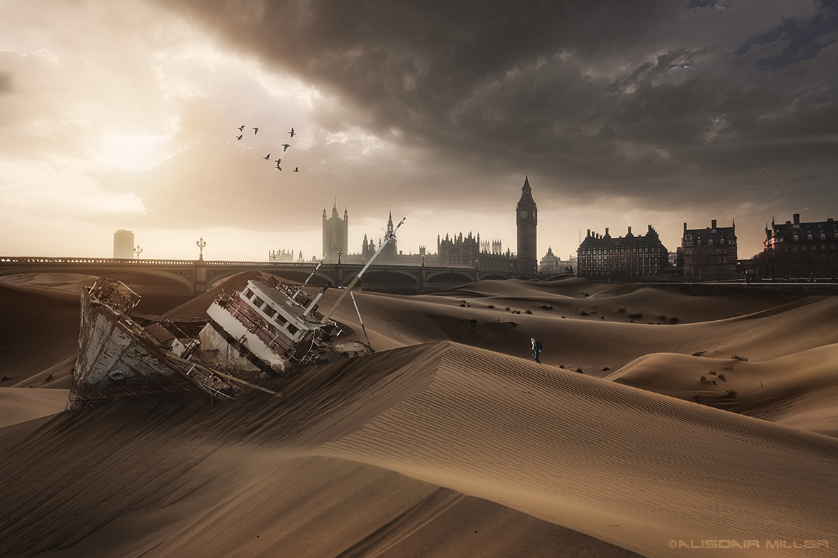 Photograph GLOBAL WARMING 2 by Alisdair Miller on 500px