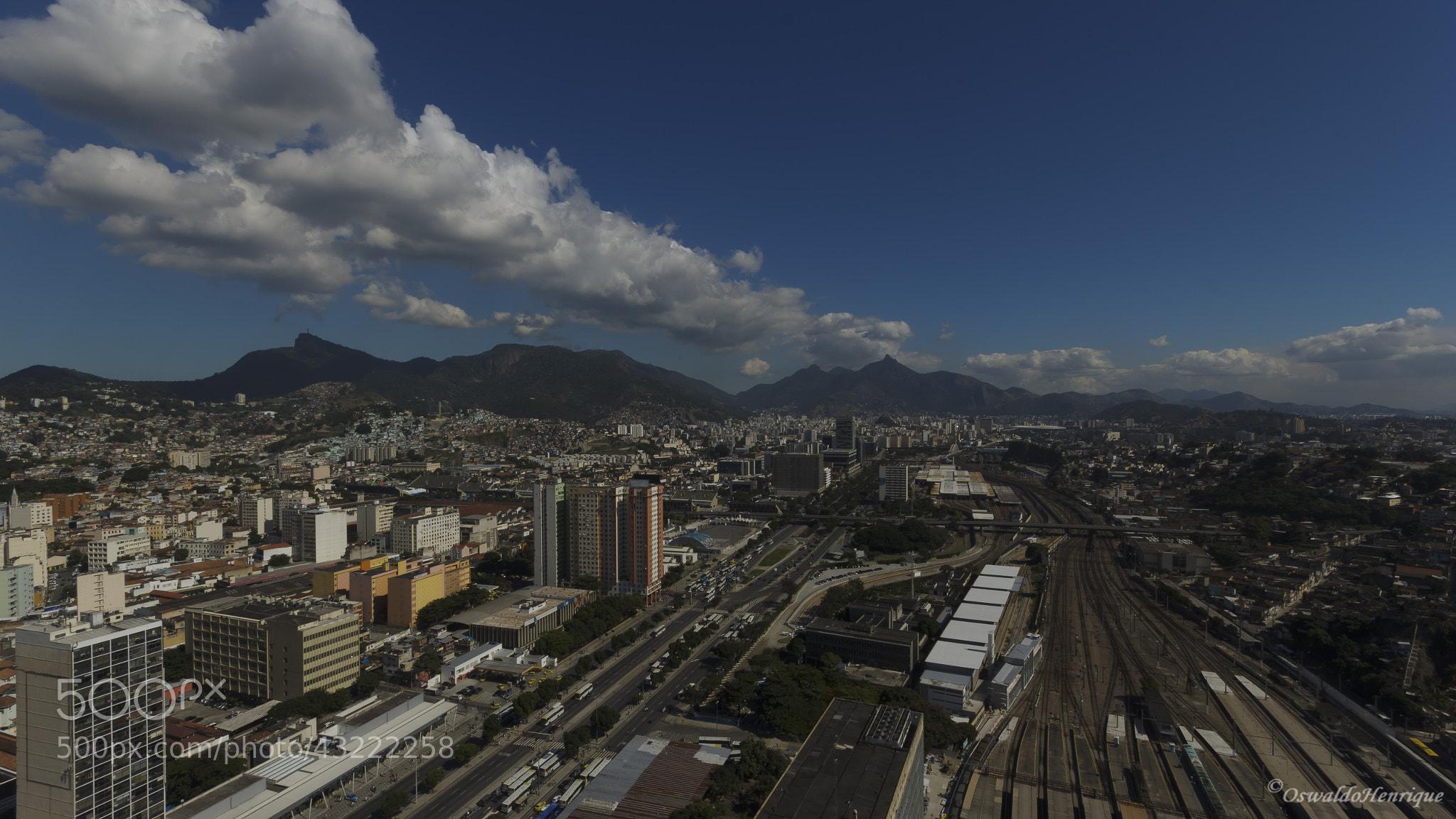 Photograph Uma vista diferente by Oswaldo Henrique on 500px