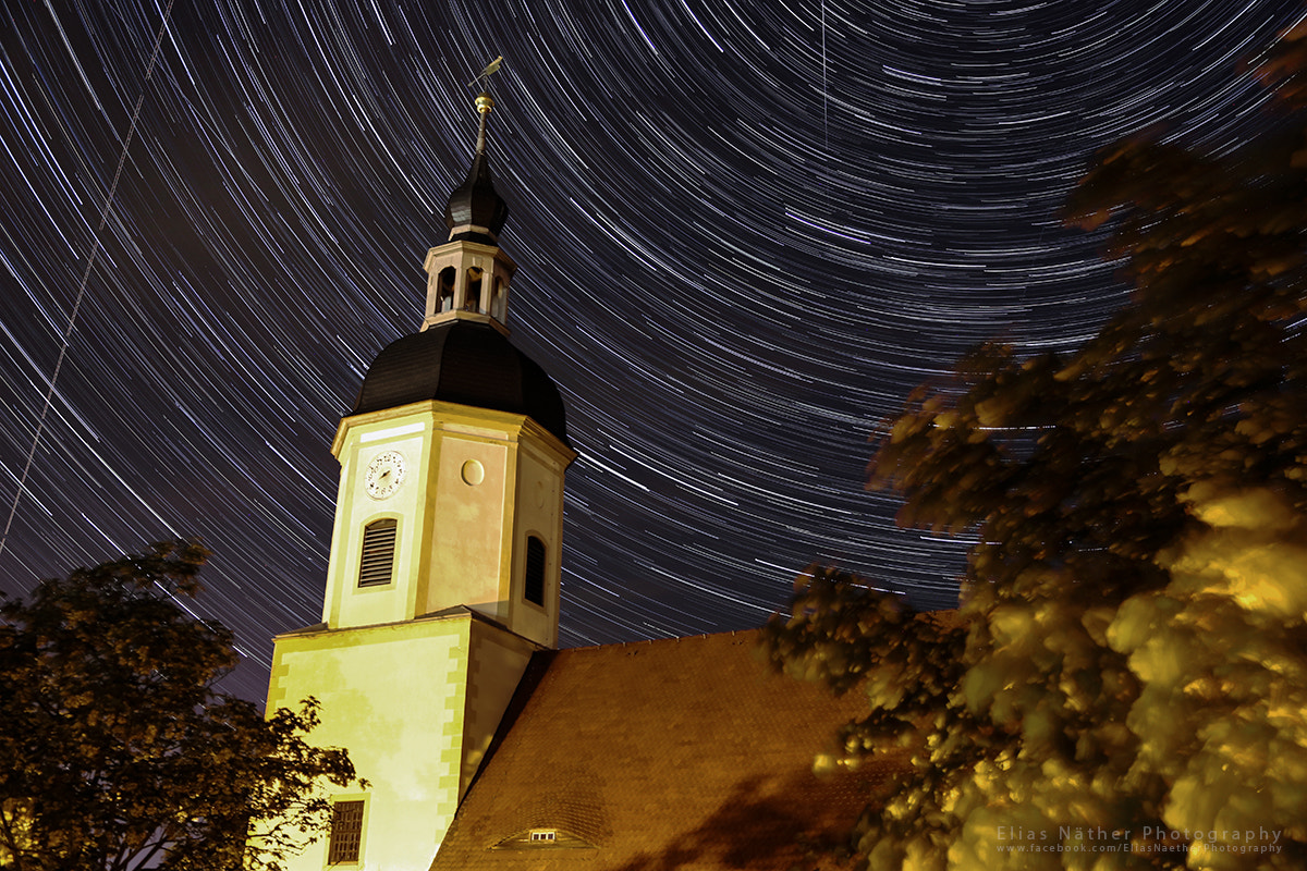 Photograph Church Stars by Elias Näther on 500px