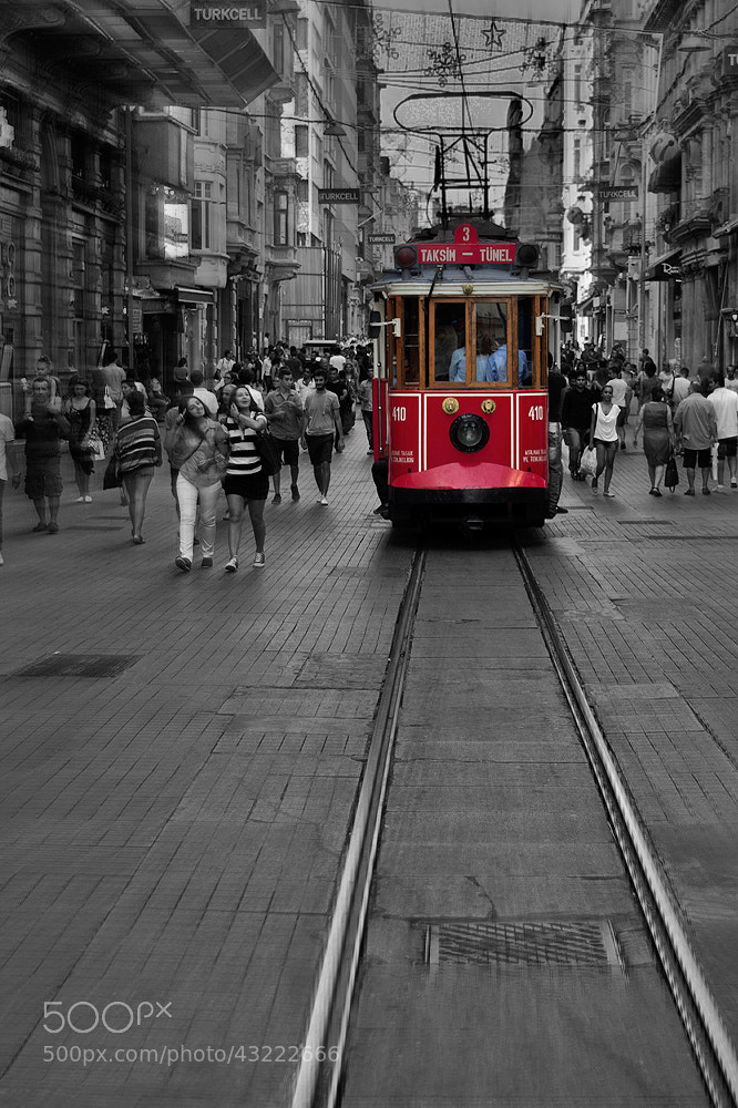 "Photograph ""tram"" by e&e photography on 500px"