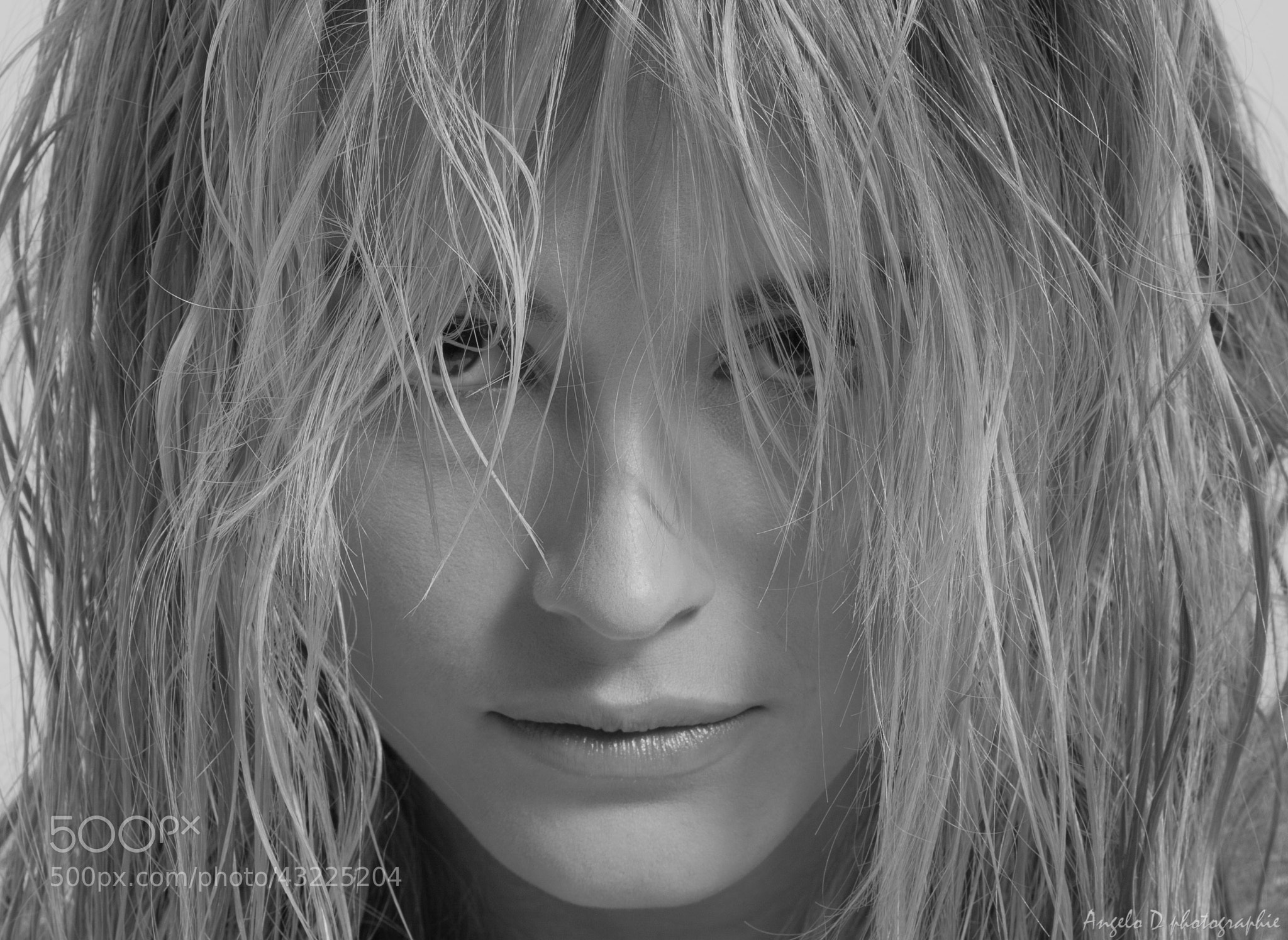 Photograph Laurine #2 by Angelo D on 500px