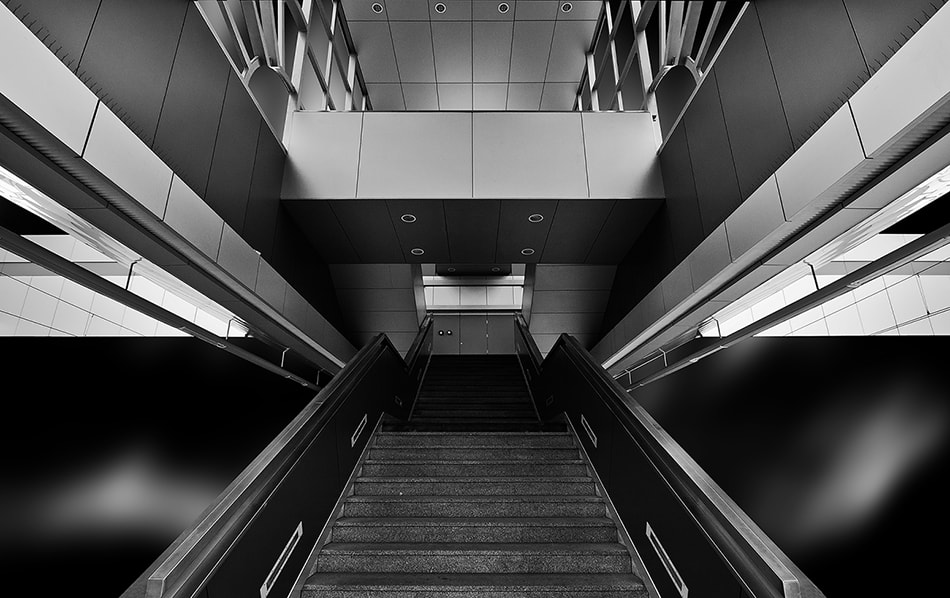 Photograph Stairway to ... by Jakub Malicki on 500px