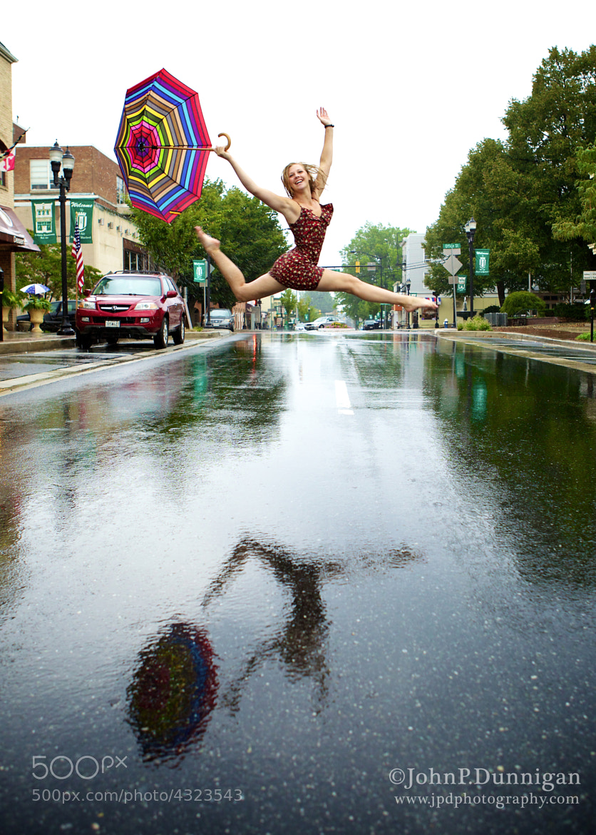 Photograph Dancing in the Rain by John Dunnigan on 500px