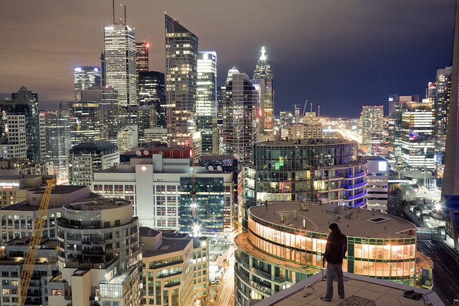 Photograph New in town by Roof Topper on 500px