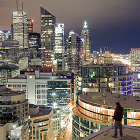 New in town by Roof Topper (tom)) on 500px.com