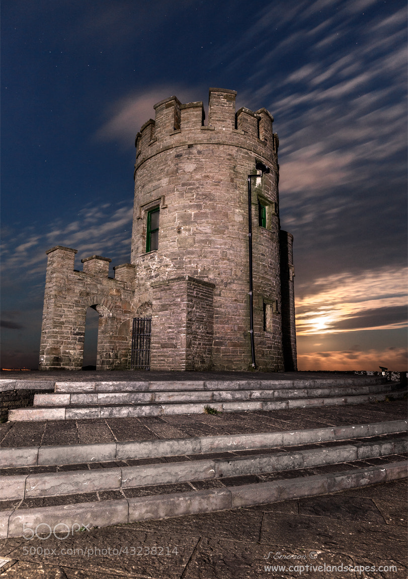Photograph O'Brien's Tower by Stephen Emerson on 500px