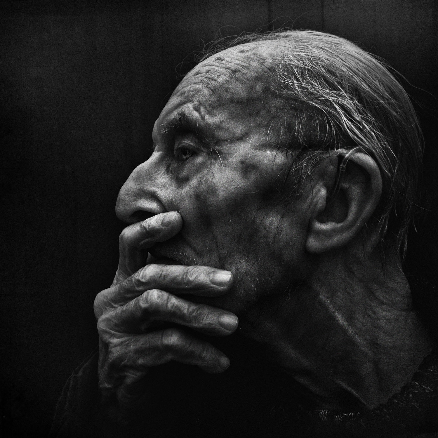 Photograph Landon by Lee Jeffries on 500px