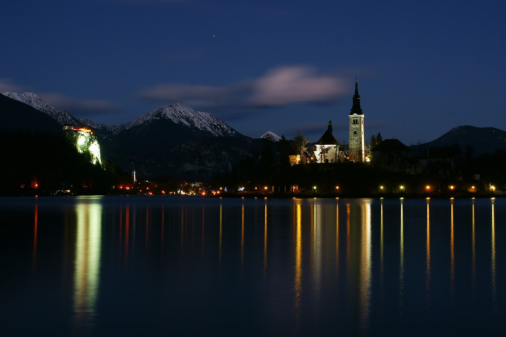 Photograph Bled by Branko Frelih on 500px