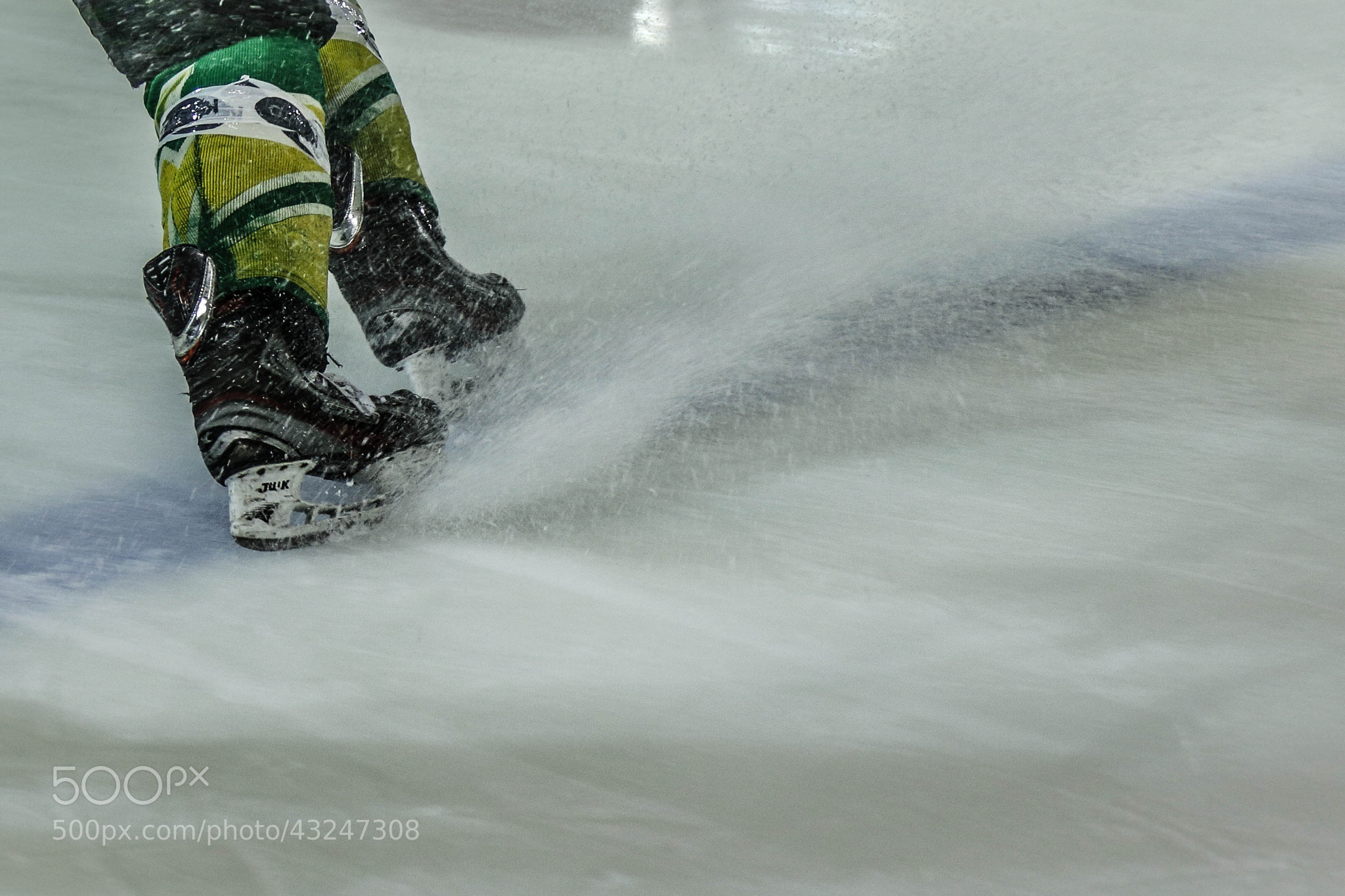 Photograph Ice hockey by Bruno Vandevelde on 500px