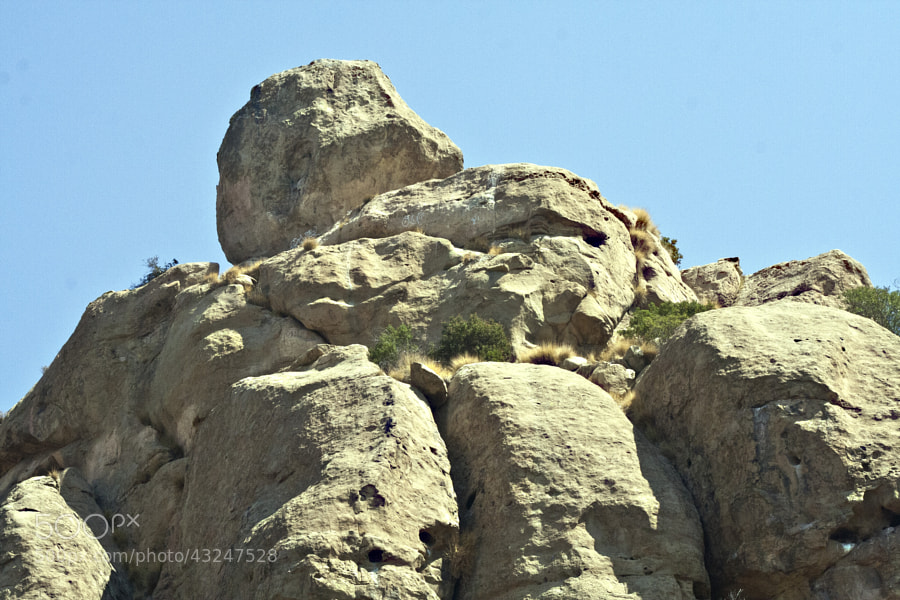 Stoney Point is a large rock formation in Chatsworth, California. Once the home to the Tongva Indians.  It's also a great place for rock climbing.