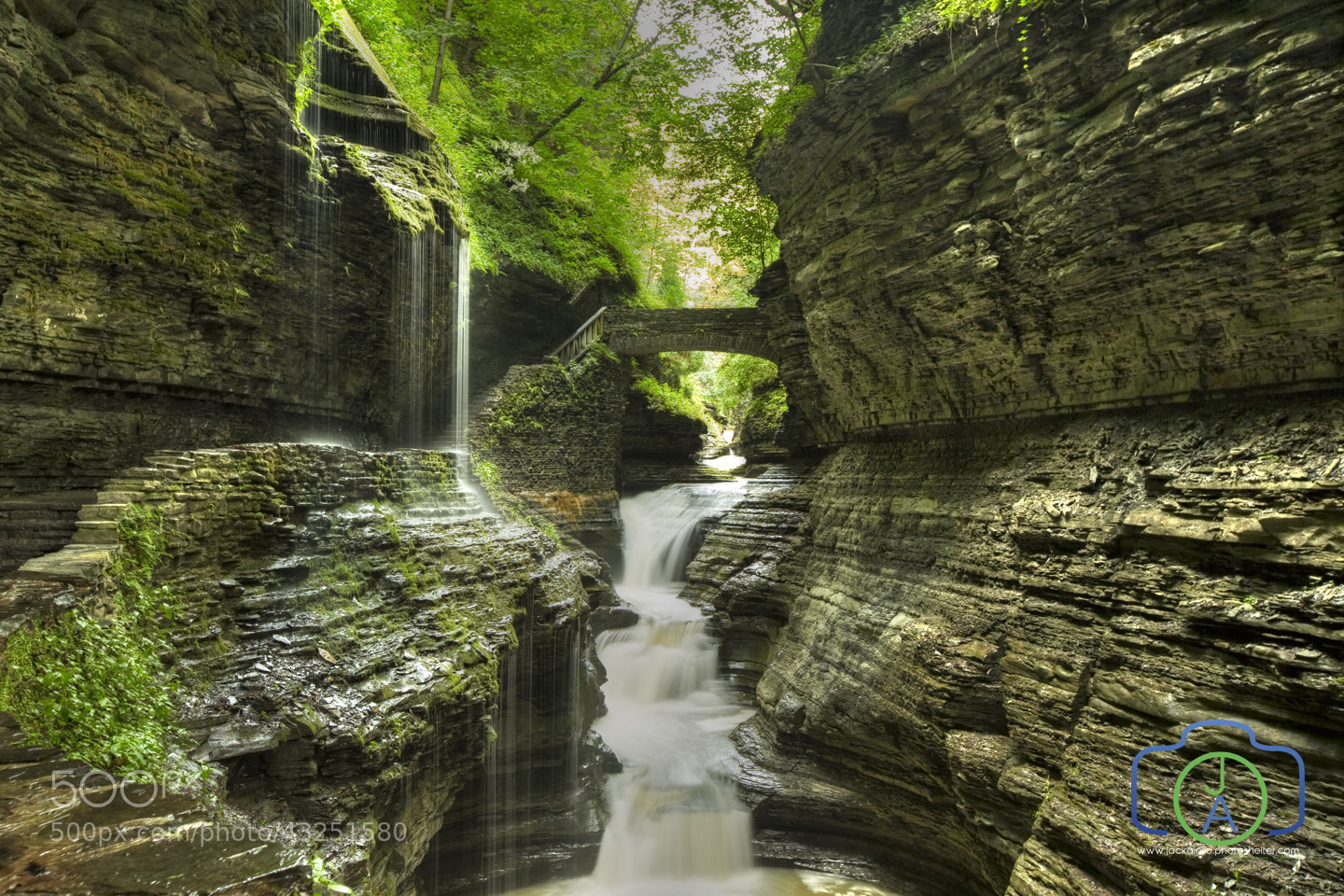 Photograph Watkins Glen by Jack L. Aiello on 500px