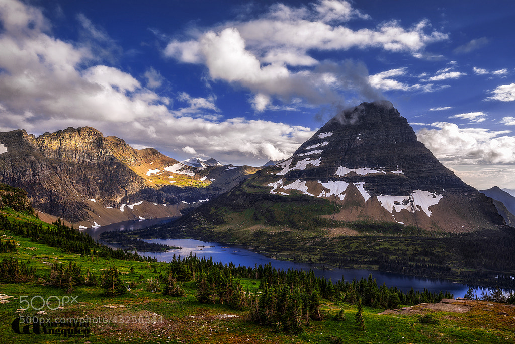 Photograph Hidden Lake by Christina Angquico on 500px