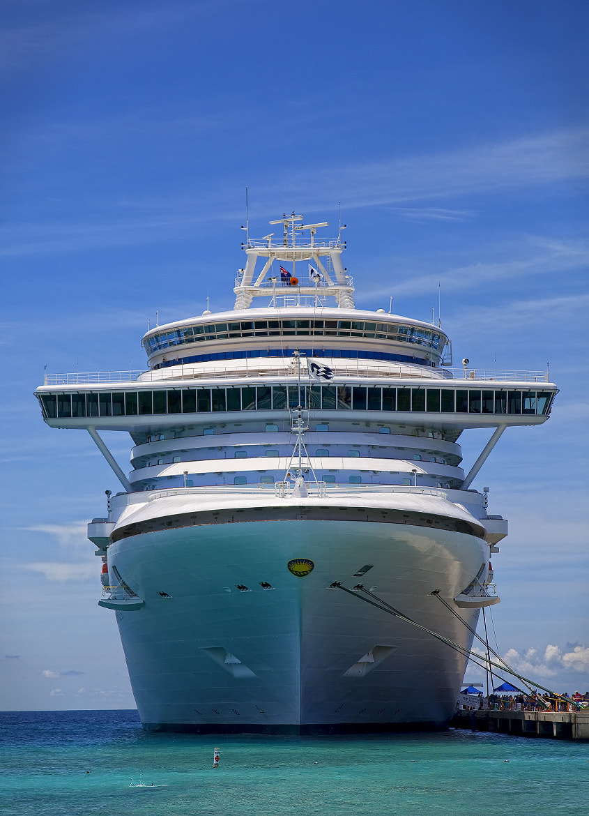 Photograph Emerald Princess by Austin Hill on 500px