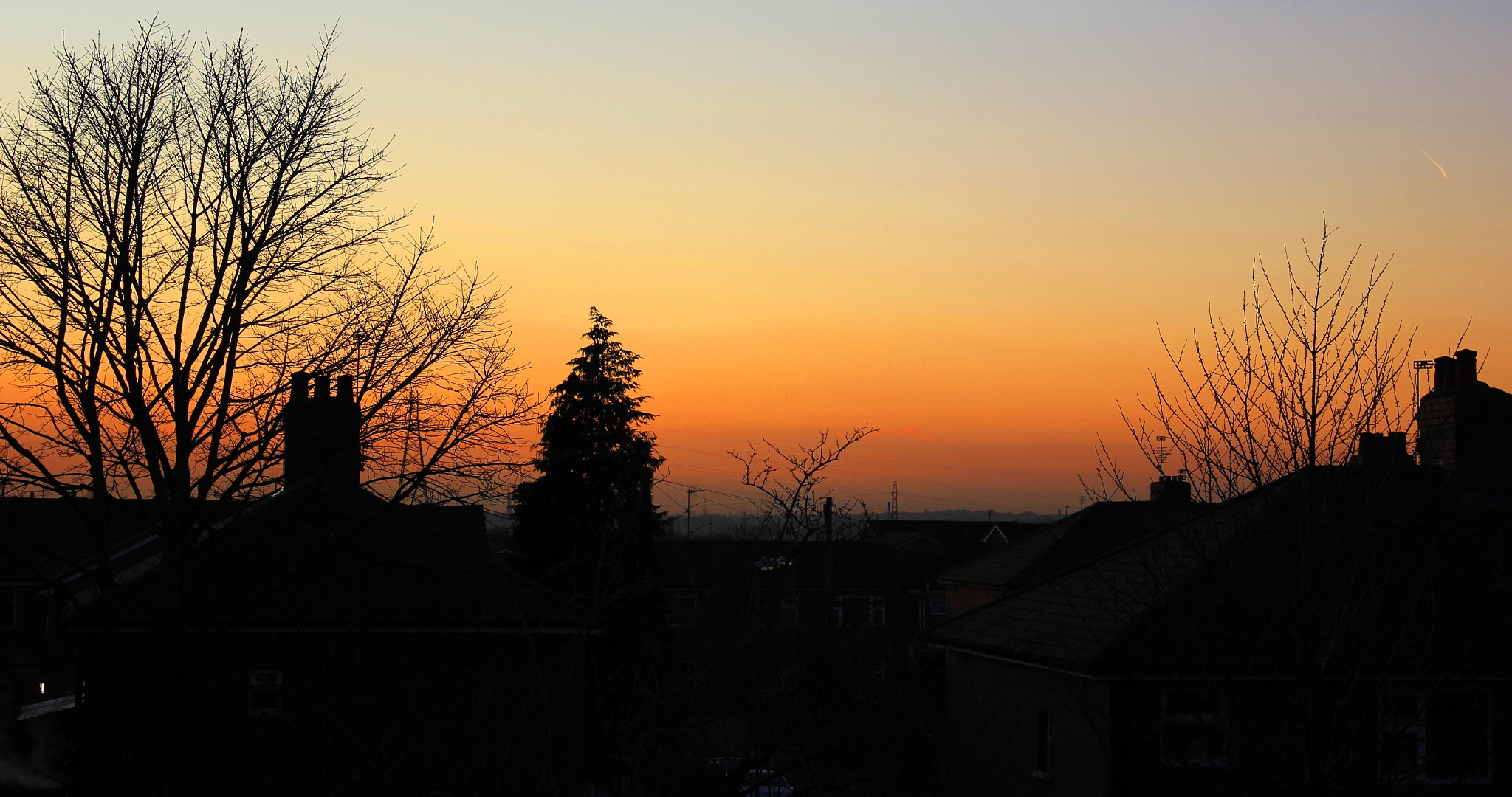 Photograph Friday 13th Sunset 2012  by Deborah Anderson-Marland on 500px