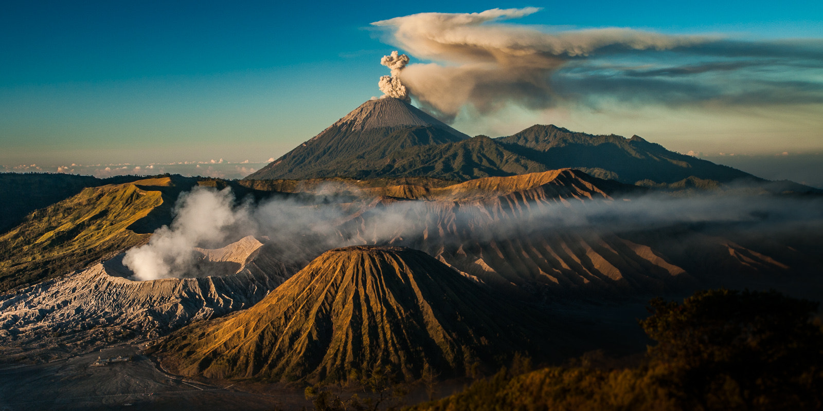 Photograph Tengger Caldera by adrian rohnfelder on 500px