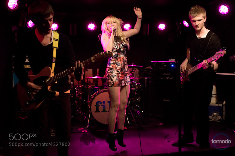 Photograph Di'zain @ The Boileroom by Tom O'Donoghue on 500px