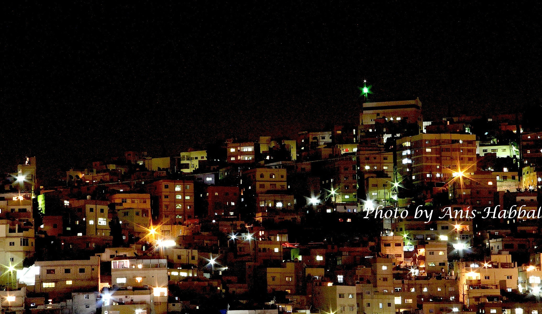 Photograph City, Night... by Anis Habbal on 500px